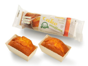 Garbo Cake Muffin Vanille