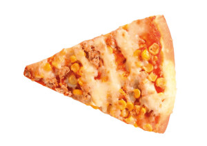 Pizza Slice Tuna