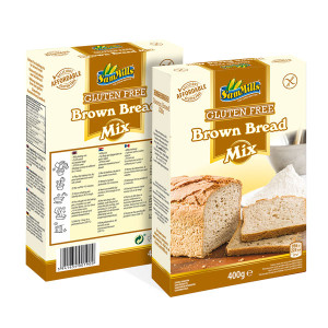 Sam Mills Baking Mix Brown bread