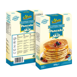 Sam Mills Baking Mix Pancake