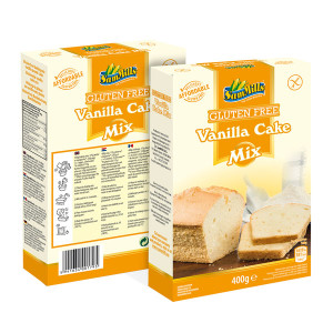Sam Mills Baking Mix Vanille Cake