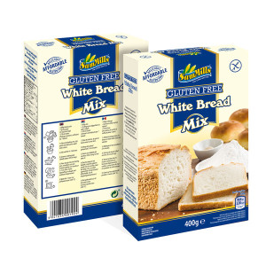Sam Mills Baking Mix White Bread