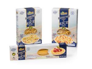 Sam Mills Corn & Rice pasta