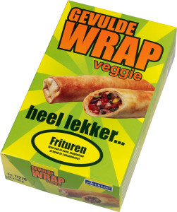 Wrap Veggie box