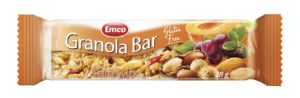Emco GF Granola Bars Fruit Mix